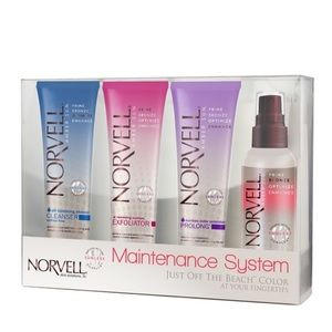 Norvell Self Tanning Maintenance System